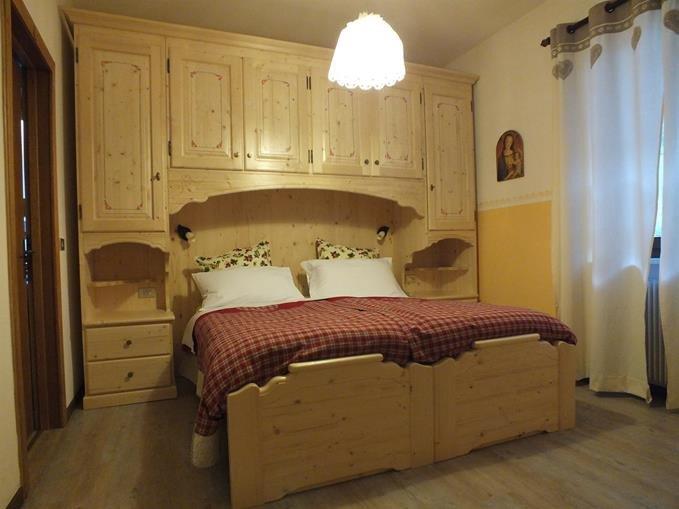Camera due letti piano terra